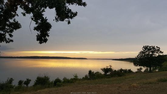 seuqoyah-state-park-sunset
